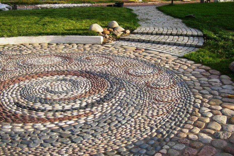 paving granite