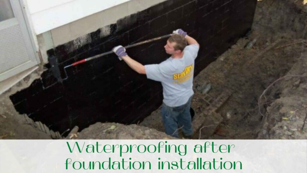image-Waterproofing-in-Ontario-after-foundation-installation